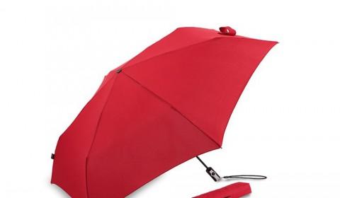 parapluie knirps rouge