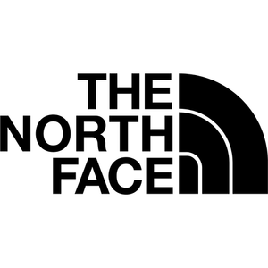 The North Face Brussel logo
