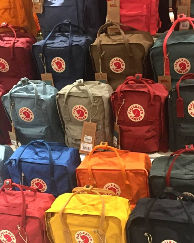 Collection de sac fjallraven