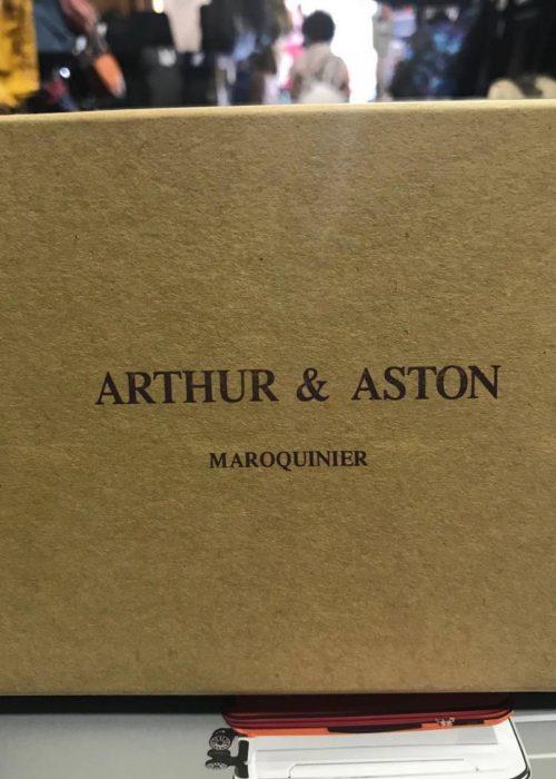 Arthur Aston Bruxelles