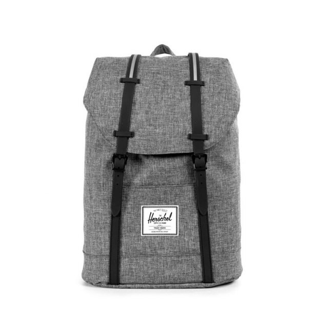 Sac à dos herschel retreat gris