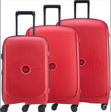 collection delsey promotion rouge