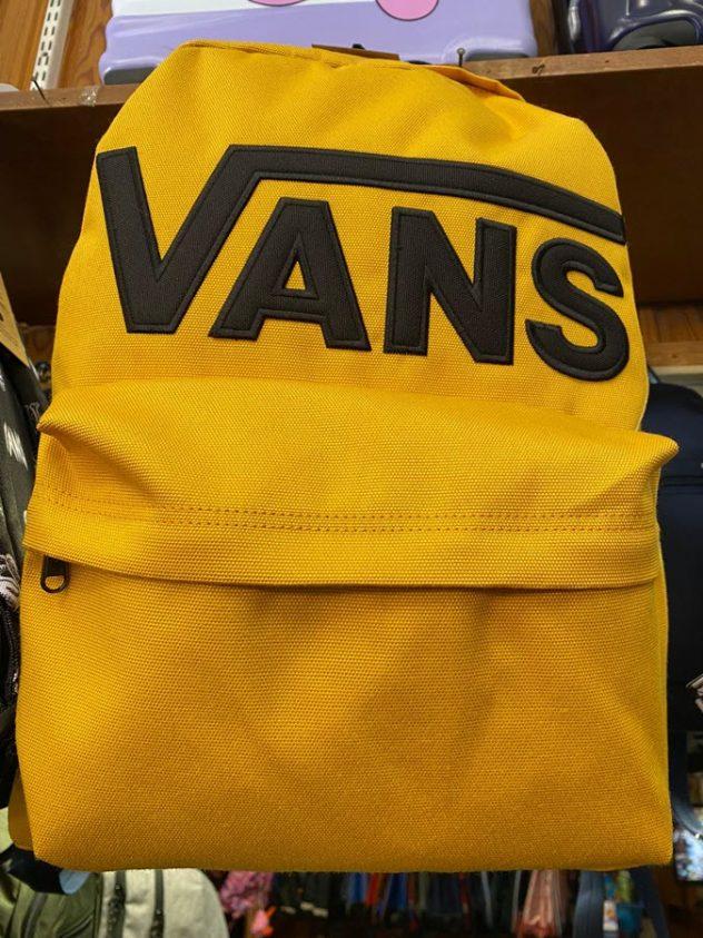 sac à dos vans jaune