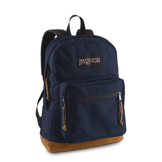 sac à dos jansport bleu